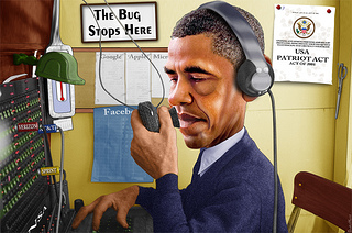 NSA's Mystic Program – the Bug Stops Exactly Where? | Armstrong Economics